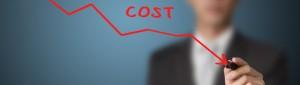 riduzione costi grafico