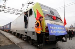 Treno Mortara - Cina